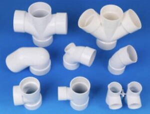 LOOKING FOR WHITE PVC PIPE CONNECTORS!!!