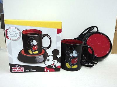 Disney Mickey Mouse Ceramic Mug Warmer New In Box Flash Sale