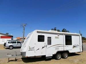 Awesome 2010 JAYCO STERLING SLIDE OUT ENSUITE CARAVAN For Sale In