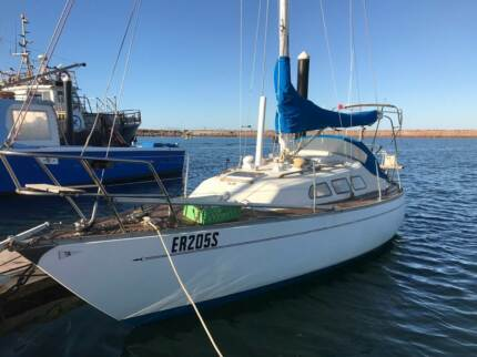 30 FOOT SPENCER YACHT