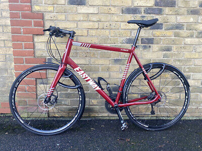 Eastway Flyback H1 (Tiagra - 2016) Hybrid Bicycle 60cm Excellent Condition