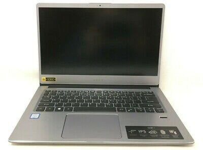 """Acer Swift 3 15.6"""" Laptop i3 4GB 128GB SSD W10H SF314-54-39BH NX.GY1AA.001 *NOB*"""