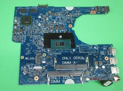 GENUINE Dell Latitude 3470 3570 Laptop Motherboard w/Intel i5-6200u CPU 56VN2