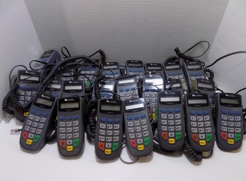 Huge Lot of Verifone 1000SE P003-160-02 CC Pay Terminals Pin Pads 23 Total