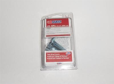 Carquest 700877- Pole Round Trailer RV Wire Plug NOS