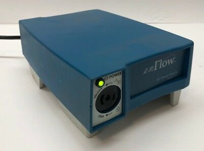 Enflow Iv Fluid Warmer Ac Power Supply Model 120 28.5v