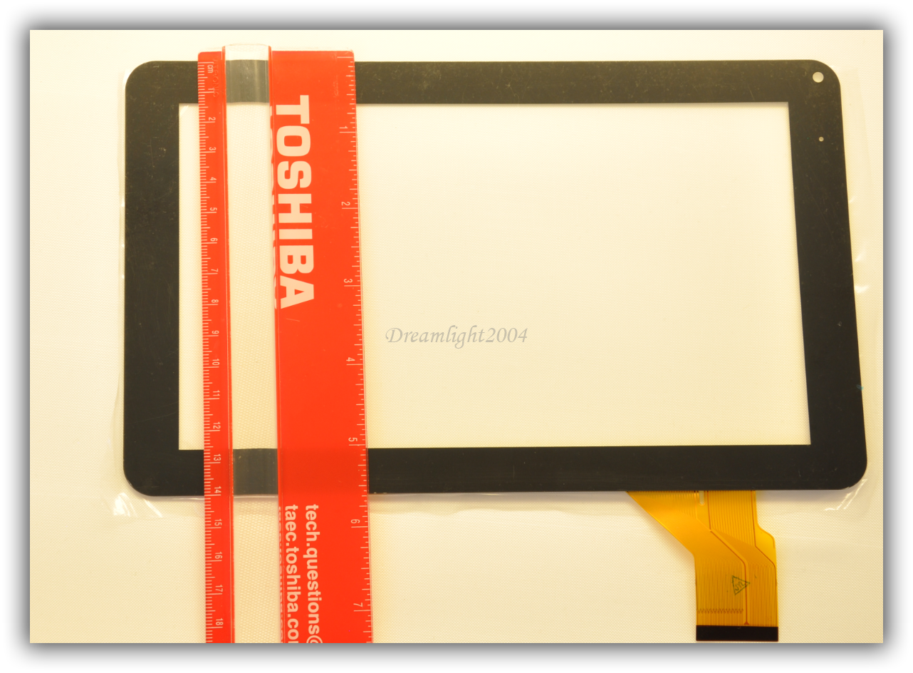 New Digitizer Touch Screen Panel for Polaroid P902 9 Inch Ta