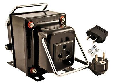 750 Watts Step Up-Down Voltage Converter THG750UD 110V 220V