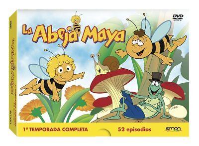 La Abeja Maya (1ª Temporada Completa) nueva y precintada 52 episodios 1300...