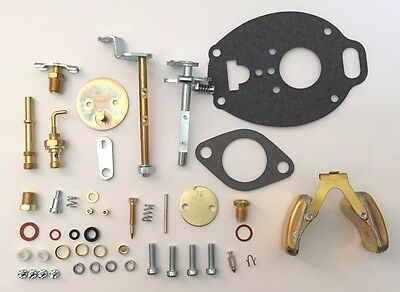 Allis Chalmers Wd45 D17 Tractor Major Tsx 464 561 773 Carburetor Kit W Float