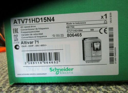 Schneider Electric ATV71HD15N4  AC Speed Drive