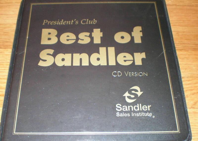 SANDLER SALES INSTITUTE - President