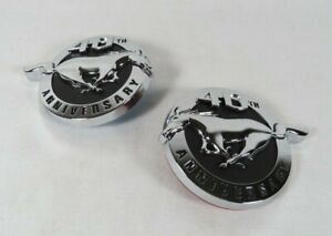 Auto Pins, Moderne Ford Mustang Pin Badge 35th Anniversary