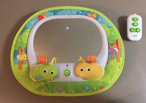 BRICA BABY IN SIGHT MAGICAL FIREFLY AUTO MIRROR BABY CAR ACTIVITY TOY Morphett Vale Morphett Vale Area Preview
