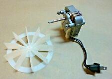 """Broan Nutone Bathroom Exhaust Fan Motor 99080402 50 Cfm 57N2 W// 4.5/"""" Fan Blade"""