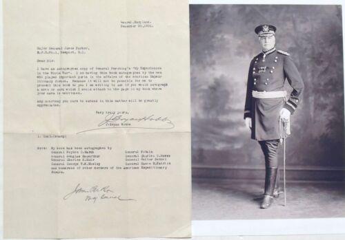 General James Parker Medal Honor Recipient Philippine American War Autograph