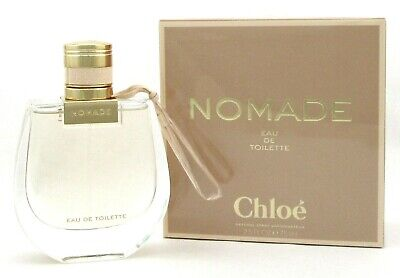Chloe Nomade Perfume by Chloe 2.5oz./ 75ml. Eau de Toilette Spray for Women. NEW