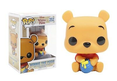 Winnie The Pooh POP Vinyl Figure: Seated Pooh