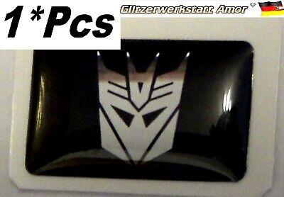 1 pcs Auto KFZ Car Schriftzug Emblem Logo Typ Modell Bezeichnung Heck 1A-Qualitä