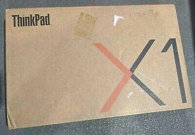 NEW Lenovo ThinkPad X1 Carbon 7th Gen. Ultrabook: Core i7-8565U, 16GB RAM,512 GB