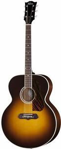 Guitare acoustique Gibson SJ-100 Walnut