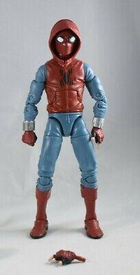 Marvel legends BAF Homecoming Vulture series Homemade suit Spider-man loose