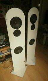 Jamo Silhouette floorstanding speakers 120W