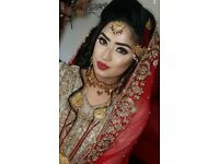 **SPECIAL OFFER ON BRIDALS** FAZ KHAN ASIAN BRIDAL MAKEUP ARTIST