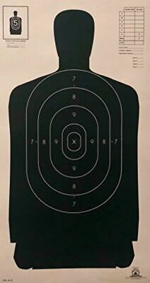 """Rare Vintage 1974 POLICE Shooting Target Training Posters  35/"""" x 25/"""""""