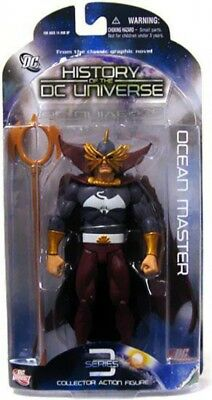 Aquaman History of the DC Universe Series 3 Ocean Master Action Figure