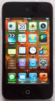 Apple iPod touch 4th Generation Black (64 GB) Wantirna South Knox Area Preview