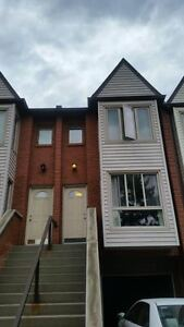 Two Bedroom townhouse Burlington with finished basement
