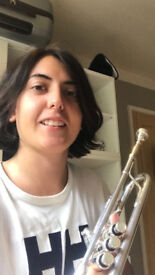 Trumpet and/or Solfeggio Classes by a well experienced teacher