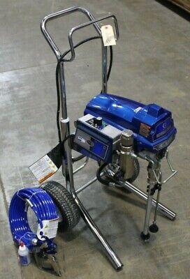 Graco Ultimate Mx Ii 490 Pc Pro Electric Airless Sprayer Hi-boy 826245