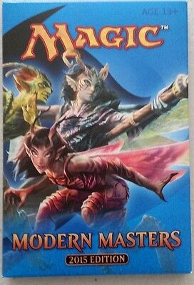Magic The Gathering Sealed Modern Masters 2015 Booster Pack  Tarmagoyf Karn