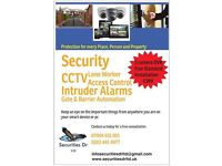 SECURITIES DOCTOR is a safe and secure company who installs suvallence in your home or business