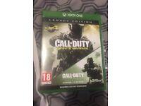 Call of duty infinite/modern Xbox one
