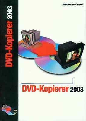 Benutzerhandbuch DVD-Kopierer
