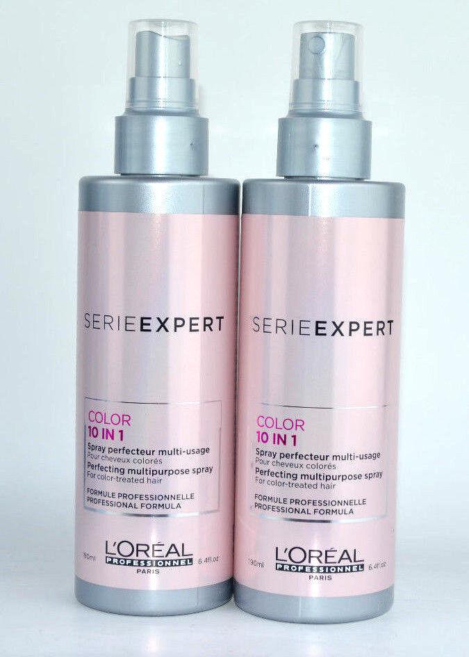 Loreal Vitamino Color AOX 10in1 2x 190ml Multi Pflegespray für coloriertes Haar
