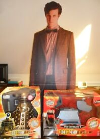 DR. WHO MATT SMITH STAND UP CHARACTER CUTOUT