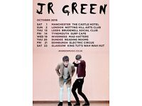 Jo Little opening for JR Green at Reading Rooms - Dundee - More acts to be announced