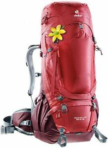 Deuter Aircontact Pro 55 + 15 SL backpack Newcastle East Newcastle Area Preview