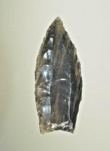 Handmade Utah Obsidian Arrowhead