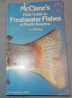 Books video fresh waters 5 trainers4me mcclanes field guide to freshwater fishes of north america by a j mcclane1978 fandeluxe Images