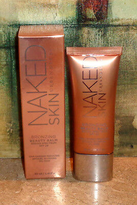 Urban Decay NAKED SKIN Bronzing Beauty Balm SPF 20 Full Size BNIB