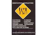 HANDYMAN(GENERAL RESIDENTIAL AND COMMERCIAL RENOVATIONS)