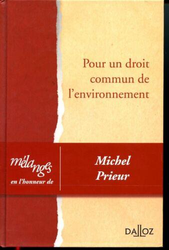 Pour Un Droit Commun De L Environnement Ebay