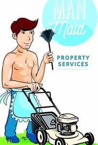 Man Maid Property Services Bulli Wollongong Area Preview