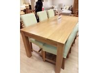 Oak Furniture Land Table
