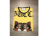 Gucci angry cat Appliqué